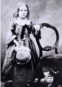 henrietta cresswell as a child